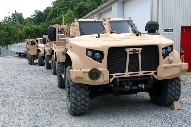 JLTV Photos: Pentagon Moves Closer to Fielding Humvee ...