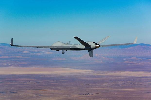 US Approves 2 Billion Sale Of Naval Surveillance Drones To India