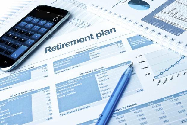 retirement financial