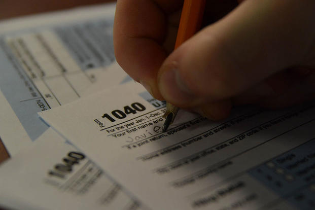 taxable income from retired pay
