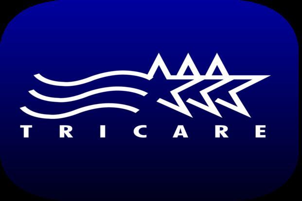 tricare logo blue