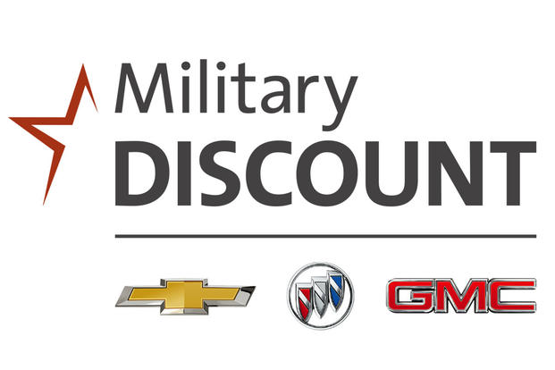 Gm Military Discount