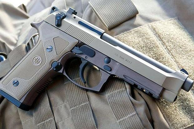 The Beretta M9 family is almost 10 times as reliable as the Army's new Modular Handgun System, Beretta officials maintain. Photo: Beretta