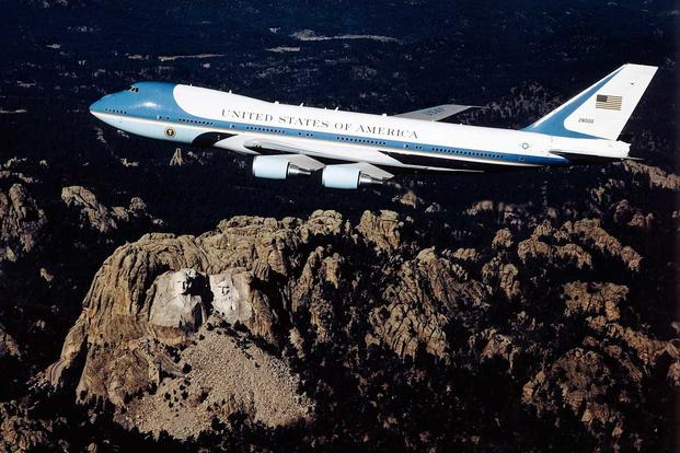 VC-25 Air Force One