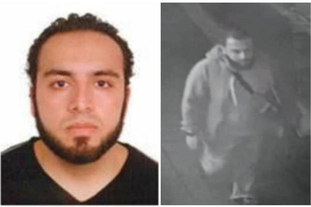Authorities believe these are images of Ahmad Khan Rahami, a person of interest in the Manhattan and New Jersey Sept. 18 bombings. (FBI/New Jersey State Police)