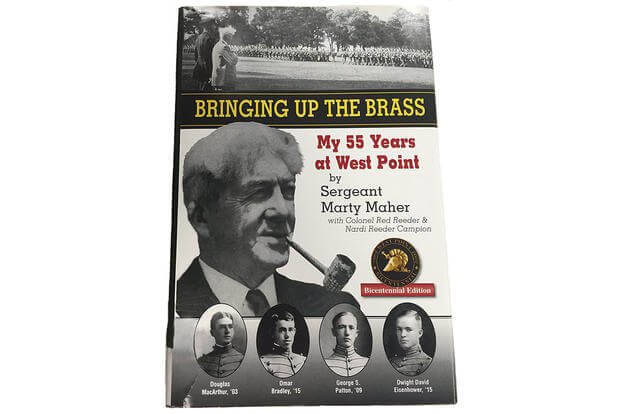 Bringing Up The Brass by Marty Maher book