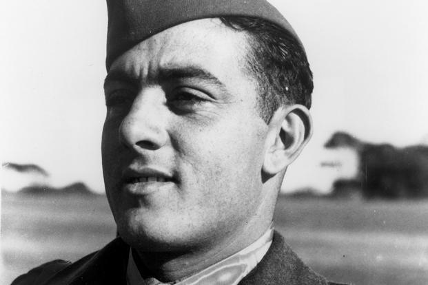 Marine Gunnery Sgt. John Basilone | Military.com