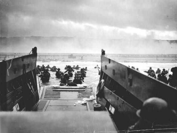 Assault on Omaha Beach, D-Day