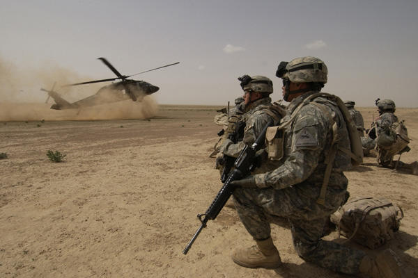 Army in Iraq