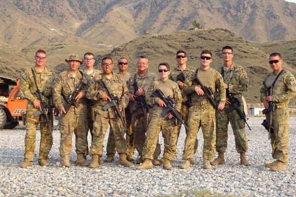 National Guard: Service in the War on Terror | Military com