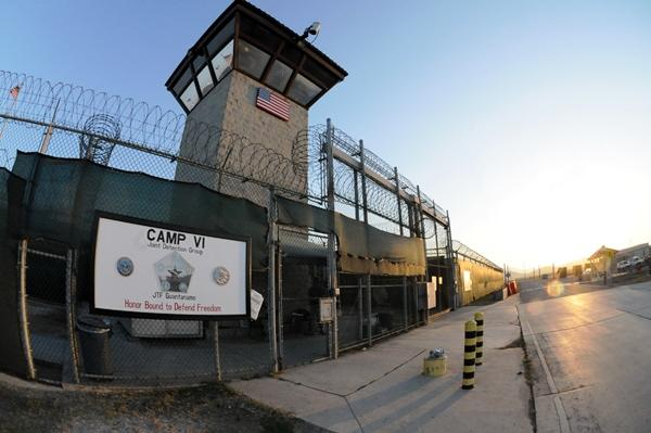 The Obama administration estimates that $3.7 million has been spent on each of the 107 captives at the detention camp in Guantanamo. (DoD photo)