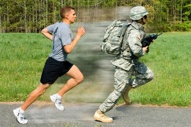 Army Pft Two Mile Run Chart Military Com