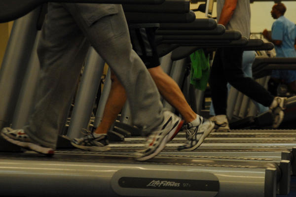 Treadmill workouts to lose thigh fat