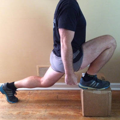 Stew Smith: split squat