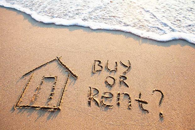 Buy or rent?