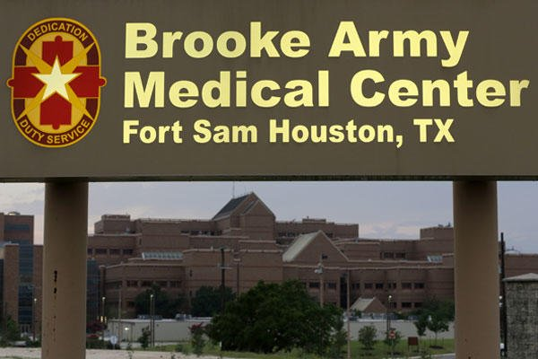 Brooke Army Medical Center, Texas