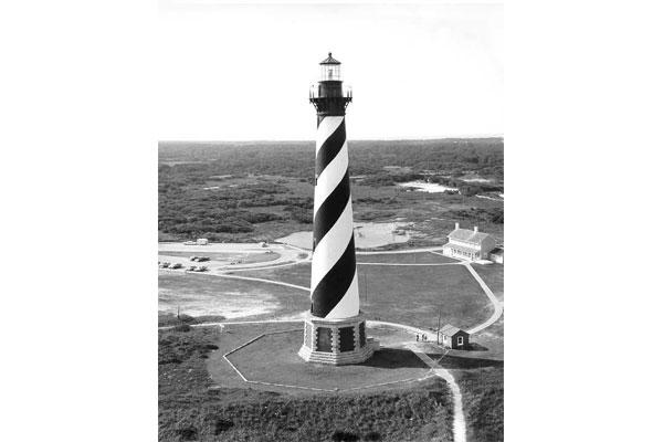 Cape Hatteras Lighthouse (U.S. Coast Guard photo)