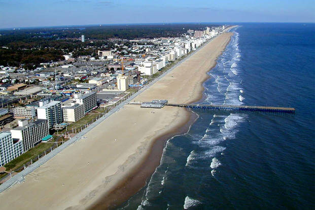 596f41385 Two Weeks Apart, Two Military Men Die While Swimming in Virginia Beach