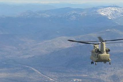 Army Chinooks make historic 3,400 mile journey to Alaska