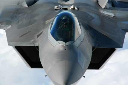 AF Still Reviewing Oxygen Levels for F-22 Cockpit | Military com