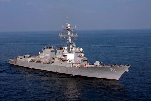 USS Winston S. Churchill (U.S. Navy photo)