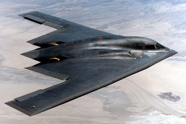 B 2 Stealth Bombers Strike Isis Militants In Libya