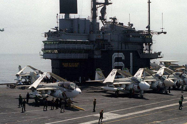 navy pays one cent to scrap historic uss ranger