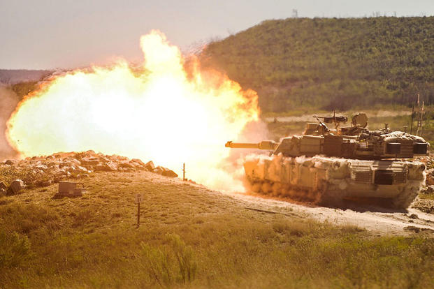 The Army is converting one of its infantry brigades into a heavier, armored brigade combat team. U.S. Army photo