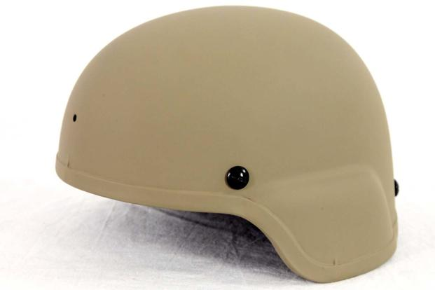 Advanced Combat Helmet Generation II. (Army Photo)