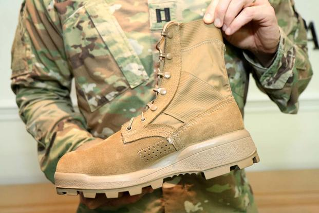 The U.S. Army will soon outfit two brigades of soldiers with a new Jungle Combat  Boot 495823120e6