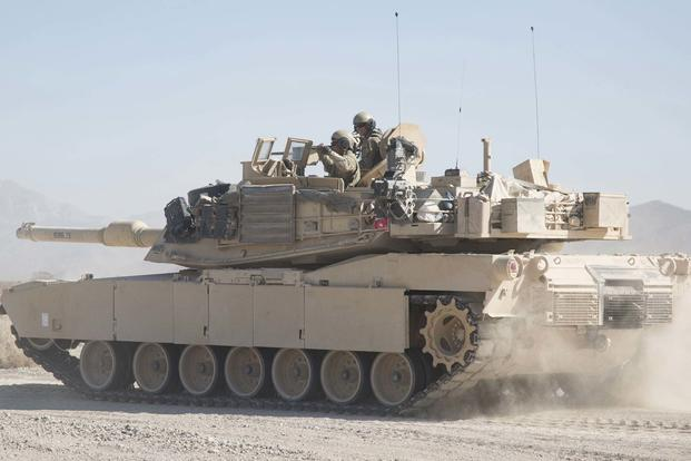 Army Leaders told Congress that the return of sequestration will delay efforts to add active protection to the M1 Abrams tank other armored vehicles. (Photo: Army)