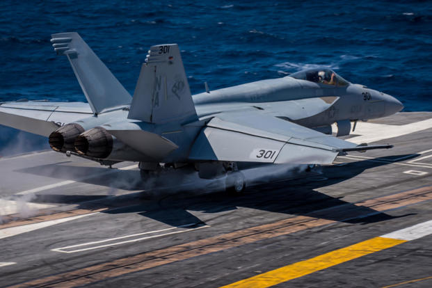 The Navy is Issuing Every F/A-18 Pilot A Garmin Watch  Here's Why