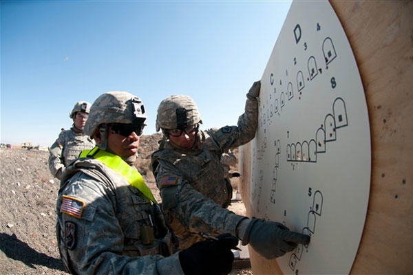army weapons qualification course