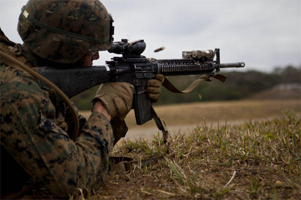 Marines Keep Rifleman While Rolling Out Gender Neutral Job