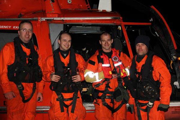 Coast Guard Quiz