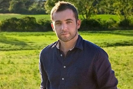 Journalist and war correspondent Michael Hastings.