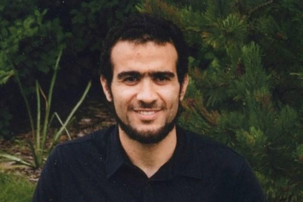 Omar Khadr, an ex-Guantanamo inmate who pleaded guilty to killing a U.S. soldier when he was 15. (AP)