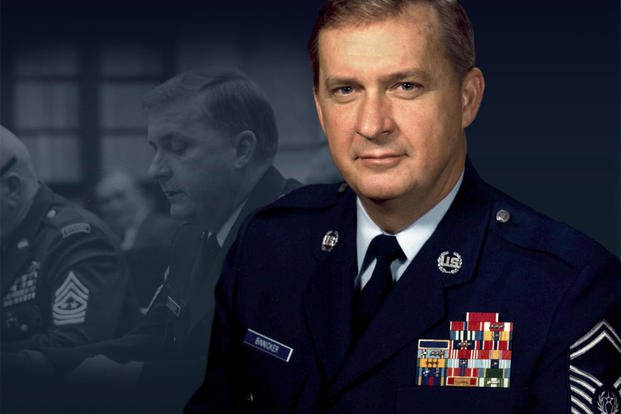 James C. Binnicker (U.S. Air Force photo)