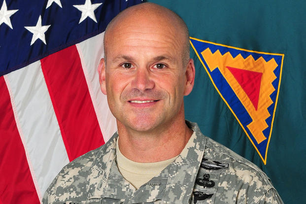 Brig. Gen. Christopher G. Cavoli (U.S. Army photo)
