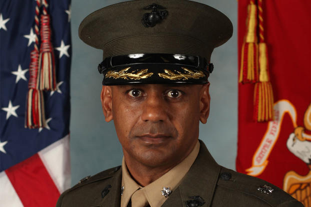 Lt. Col. Joshua Kissoon (U.S. Marine Corps photo)