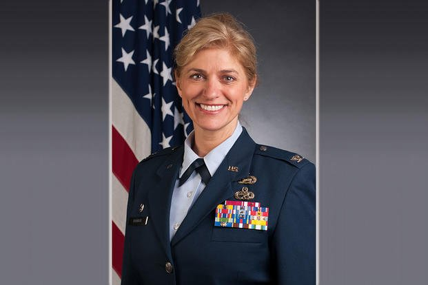 Colonel Virginia I. Doonan (U.S. Air Force photo)