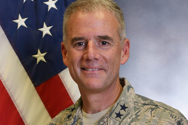 Maj. Gen. Jay B. Silveria (U.S. Air Force photo)