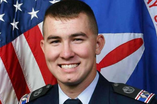 Airman 1st Class Kenneth Sturgill of Livermore, California (Air Force Photo)