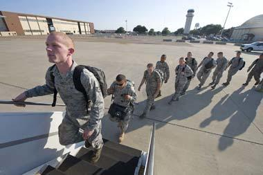 Air Force Mulls Change to Deployments
