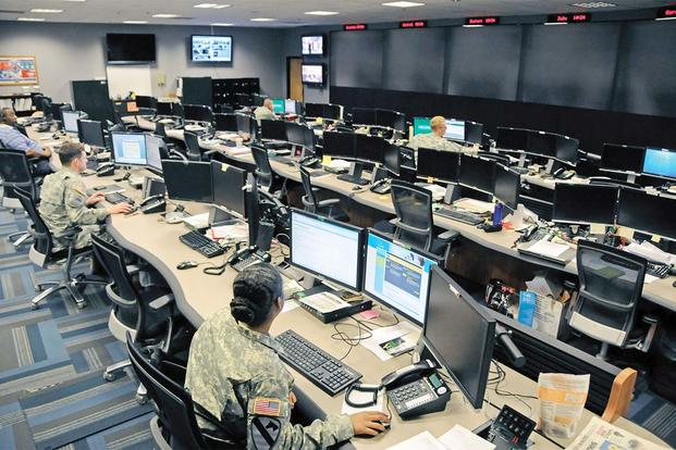 The US Army's cyber operations at Fort Gordon, Ga., will soon include a new headquarters building and control facility. (US Army/Michael Lewis)