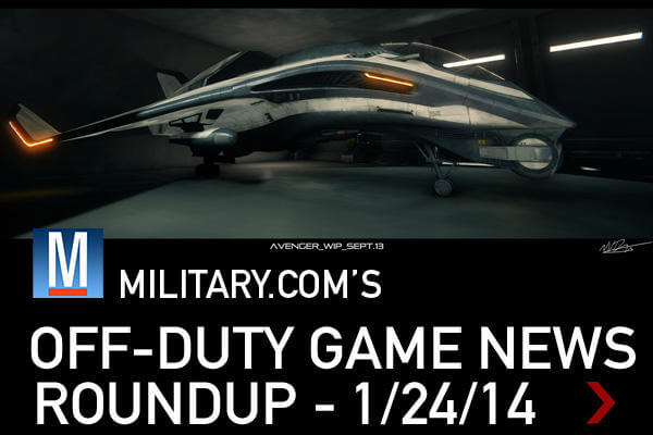 01/24/14 Off-Duty Game News Roundup