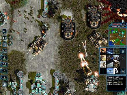 Machines at War 3 screenshot hover