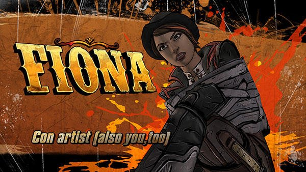 Tales from the Borderlands - Fiona