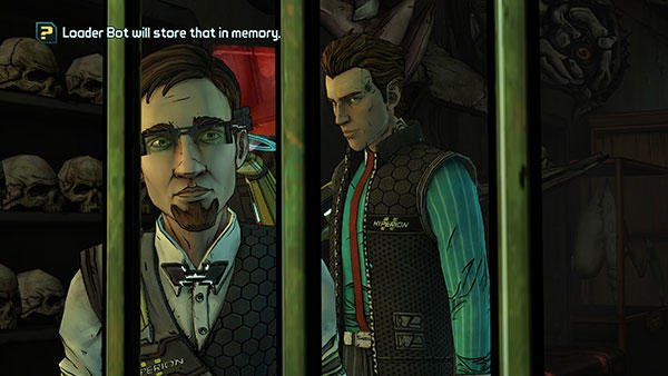 Tales from the Borderlands - Loader Bot