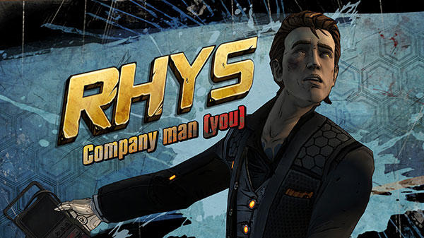 Tales from the Borderlands - Rhys, Company Man